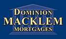 Dominion Macklem Mortgages Logo