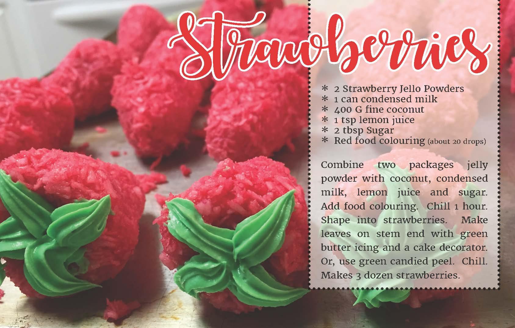 Valentine S Day Strawberries Billimac