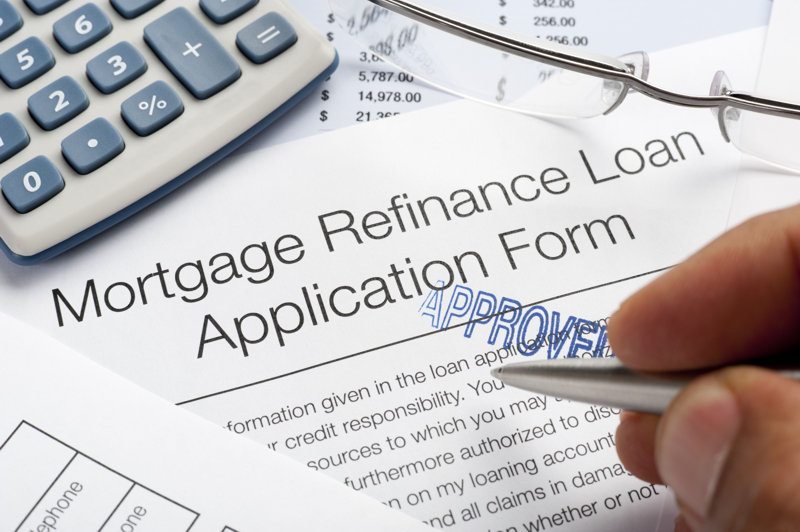mortgage-refinance-application